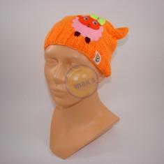 Čepice dětská bubu s ovečkou