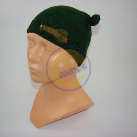 Čepice dětská bubu
