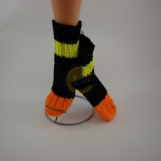 Ponožky dětské pruhované