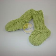 Ponožky batolecí sv. zelené
