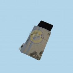 Textilní pouzdro na mobil