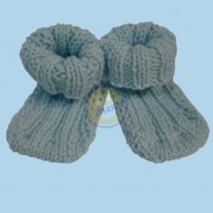Ponožky dětské modré